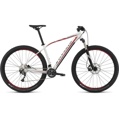 Specialized Rockhopper Comp White/Red/Silver/Black 2016